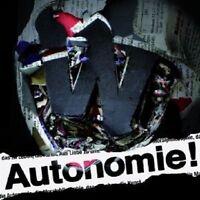 "DER W ""AUTONOMIE"" CD DELUXE EDITION NEU"