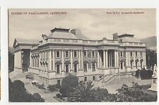 South Africa, Houses of Parliament Capetown Postcard, B030