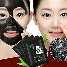 2020 Online Celebrity Recommend Bamboo Charcoal Blackhead Remove Face Facial