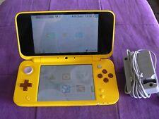 Nintendo 2DS XL - Pikachu Yellow Edition Pokemon Limited Handheld Console