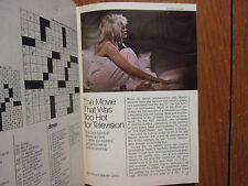 Sept. 14, 1974 Guide(CONNIE  STEVENS/ROBERT  CHARLEBOIS/LES BROWN/THE SEX SYMBOL