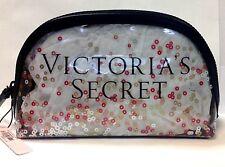 VICTORIA SECRET Sparkle BEAUTY BAG MakeUp Cosmetic Case Organizer ACCESORIES