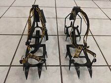 Charlet Moser Crampon Cramp-ons Ice Climbing Gear made in France