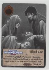 1994 Spellfire: Master the Magic - Ravenloft #60 Blood Coin Gaming Card 2k3