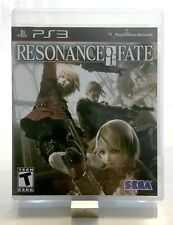 Resonance of Fate - Complete Sony PlayStation 3 PS3 Game Sega