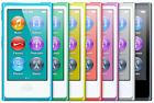 Apple iPod nano 7th Generation 16GB Latest Model NEW OTHER - Varies Colors