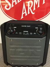 Ion Game Day Portable Am/Fm Bluetooth Speaker