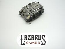 Warhammer 40k Chaos Space Marines - Rogue Trader era Rhino (oop plastic)