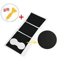 Center Console Wrap Anti-Scratch Vinyl Stickers Kit For Tesla Model 3 Accessory