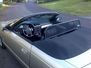 Ford Thunderbird Convertible Wind Deflector fits  2002 to 2005