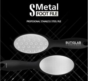 [BUTIQLAB] Foot Exfoliators Metal double sided foot File 3 Options