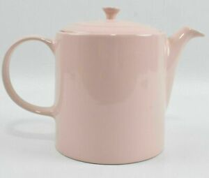 Le Creuset Stoneware Medium Grand Teapot 1.3L - Serves 4 - Pink BRAND NEW
