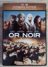 Blu Ray Or noir EDITION STEELBOOK COLLECTOR fr Antonio Banderas