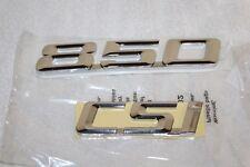 Original BMW Emblem 8er E31 850CSI 850 csi 51148152850 51148165173 NEU