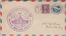 Air Mail North American Stamps
