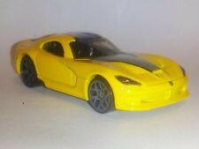 2013 VIPER HOTWHEELS DIECAST MATCHBOX CAR