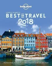 Lonely Planet's Best in Travel 2018 (Hardback or Cased Book)