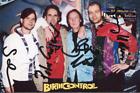 Birth Control autographs, German HARD ROCK band, signed photo