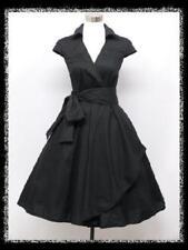 Short Sleeve Regular Dresses for Women's 1950s