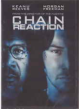CHAIN REACTION (DVD, 2000) NEW