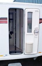 Puerta De 2x pantalla Mosca Insecto & trajes Autocaravana Camper Camioneta Caravana selfbuildcalet RV