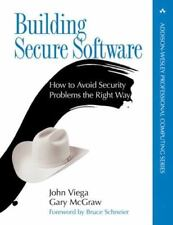 Book Building Secure Software How to Avoid Security Problems the Right Way 2001
