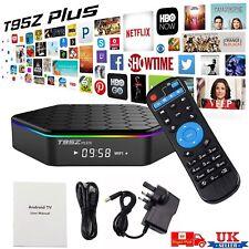 UK T95Z Plus Android 7.1 TV Box ✅2GB+16GB✅S912 Octa Core KD17.6 WIFI Bluetooth