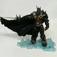 WOW World of Warcraft The Lich King Arthas Menethil PVC Figure Statue New In Box