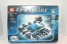 Lego Spybotics Gigamesh g60 Set Robot Car Building Kit Roboter Fahrzeug 3806