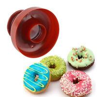Donut Maker Mould Cake Dessert Bakery Fondant DIY Baking Tool  SALE