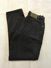 CALVIN KLEIN EASY FIT ZIP FLY JEANS MEN'S SIZE 30X30 GRAY 100% COTTON