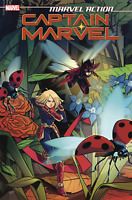 2020 MARVEL IDW COMICS MARVEL ACTION CAPTAIN MARVEL #5 COVER A BOO