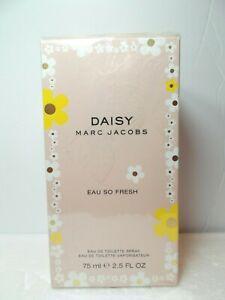Marc Jacobs Daisy Eau so Fresh Toilette Parfum Fragrance Perfume Spray 2.5oz NEW