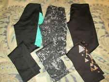 Lot of 3, Girls 10-12, Active/Workout Pants ~ Great Condition! Old Navy, Danskin