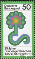 BRD 927 (kompl.Ausgabe) postfrisch 1977 Bundesgartenschau