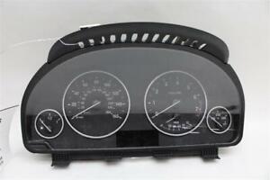SPEEDOMETER CLUSTER BMW 528i 535i 550i Active 5 X3 11 12 13 1061091