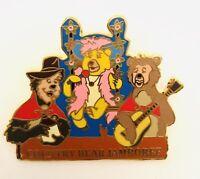Walt Disney World 2000 Country Bear Jamboree Pin  RARE!