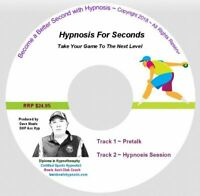 SPECIALIZED LAWN BOWLS HYPNOSIS FOR SECONDS - BE THE BEST THAT YOU CAN BE