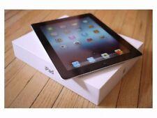 Apple iPad 3rd Gen. 32GB, Wi-Fi+SIM GSM unlocked, 9.7in - Black