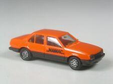 selten: Herpa Werbemodell Opel Ascona C Limousine orange NAMAC