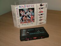 MADNESS - KEEP MOVING PAPER LABEL UK CASSETTE ALBUM 1984