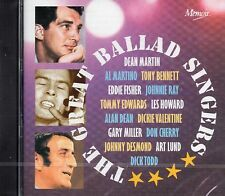 The Great Ballad Singers (Remastered CD) Dickie Valentine/Al Martino/Johnnie Ray