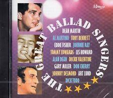 Great Ballad Singers CD (Dickie Valentine/Tony Bennett/Johnnie Ray/Al Martino)