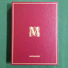 [Pre-Owned/ No Photocard] Mamamoo Memory - CD/ Booklet