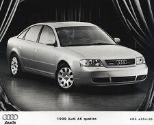 Audi Automobile Press Kit and Press Photo