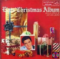 Christmas Album - Audio CD By Elvis Presley - VERY GOOD