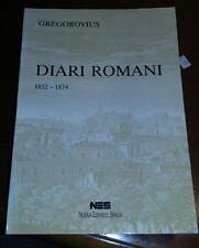 gregorovius-diari romani-1852-1874-nes spada 1992