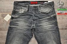 Replay Jeans Men's Distressed Regular