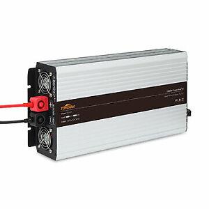 Topshak TS-PI1 Intelligent Screen Solar Pure Sine Wave Power Inverter 3000W/4000