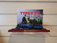 More details for atlas editions type s 3/6 bayerische in original box and brochure